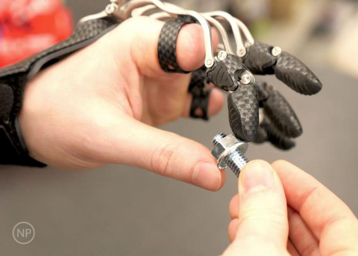 Fingerprothese Daumenprothese Prothese Naked Prosthetics 3D-Druck Amputation Unfall MCPDriver PIPDriver ThumbDriver Sanitätshaus Klinz Bernburg