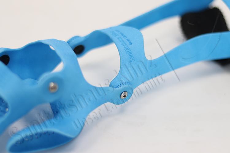 Armorthese Handorthese Orthese 3D-Druck atmungsaktiv WHO HO gedruckte Gelenke Schlaganfall Apoplex Parese Sanitätshaus Klinz Bernburg