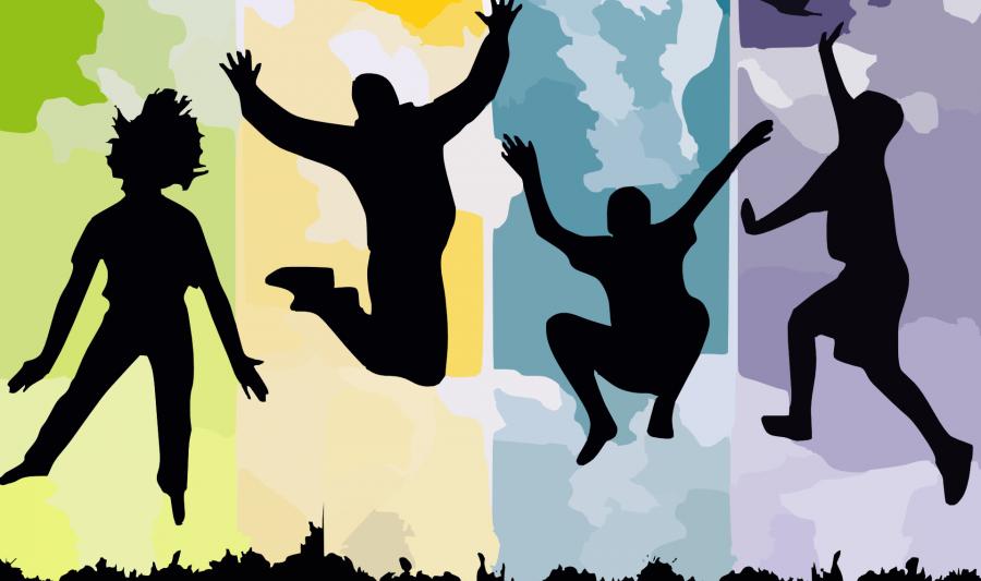 """Dieses Bild stammt vom Projekt """"Amaze me LEADER"""" der Region Atert-Wark in Luxemburg. Im Rahmen unserer Sommereise werden wir verschiedene Projekte in dieser Region besuchen.  Nachweis: https://pixabay.com/de/vectors/freiheit-sprung-reichweite-307791/"""