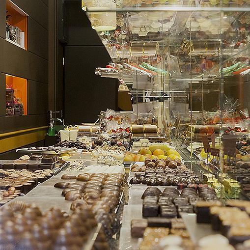 Etienne de Hucornes Dessert-Kreationen / Foto: Pixfactory