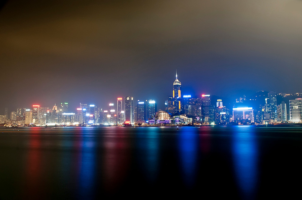 The City Lights, Hongkong