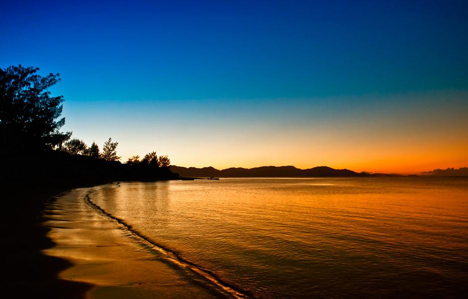 Anguib Beach, Philippines