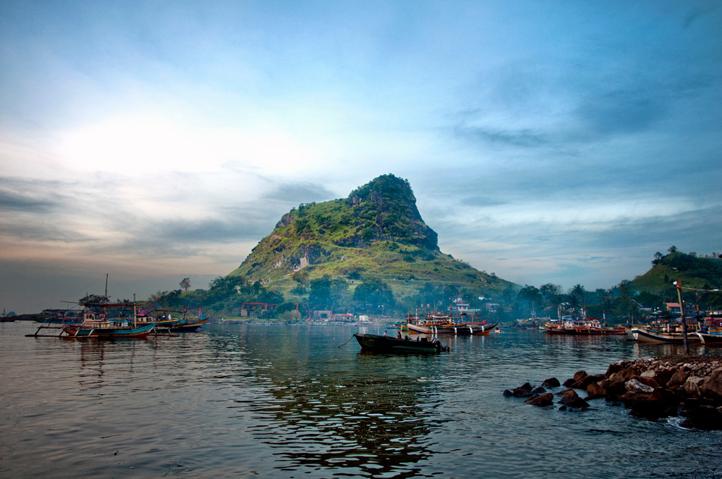 Sisiman Bay,Philippines