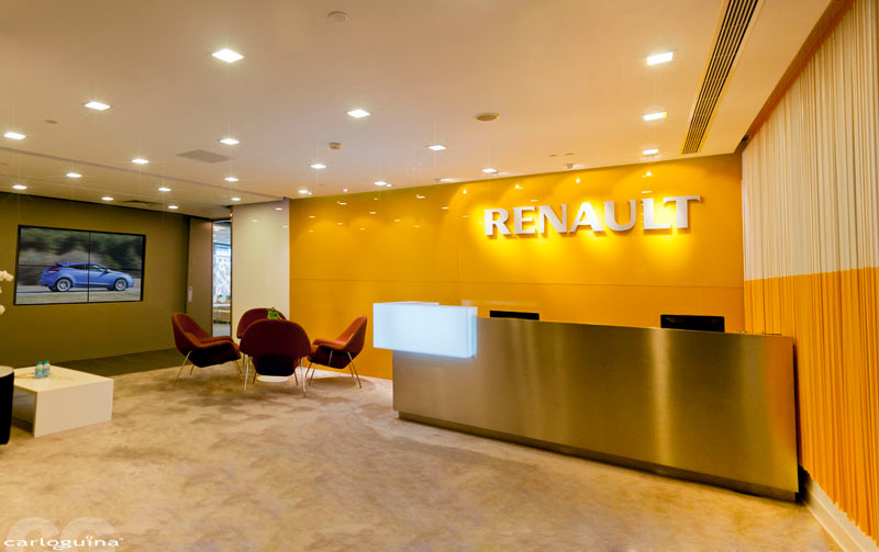 Renault Head Office, China