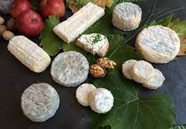 les fromages de chèvre petit déjeuner la groie l'abbé