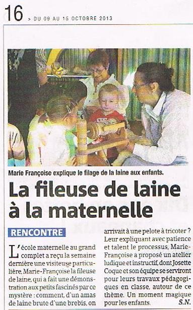 La Gazette du Comminges du 09 octobre 2013