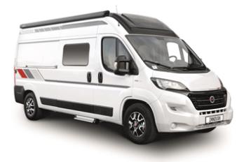 LMC Reisemobil Van 643 G Aussenfoto