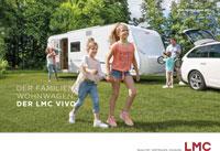 LMC Katalog und Preisliste Wohnwagen 2022