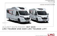 LMC Katalog und Preisliste Wohnmobile 2022