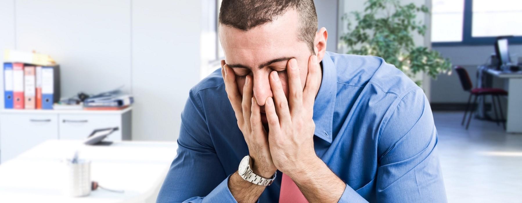 Ein Kollege oder Mitarbeiter hat Probleme?