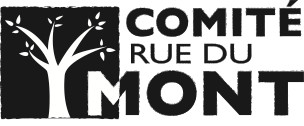Logo Comité rue du Mont - Enghien
