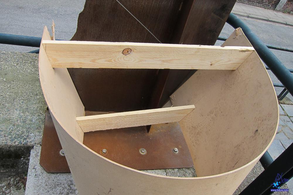 Pots, structure