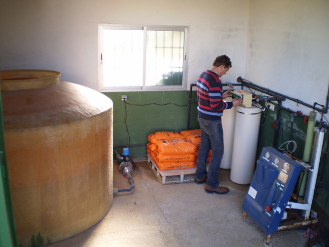 El agua que utilizamos en nuestros productos está convenientemente tratada para garantizar la durabilidad y la calidad de los mismos