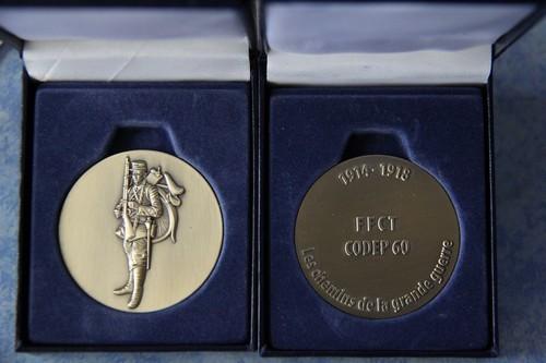 Médaille souvenir