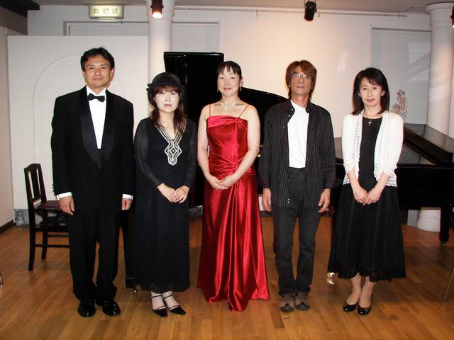 ミステーロ、名古屋公演(2005)