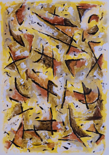 Composition - 10 No.1
