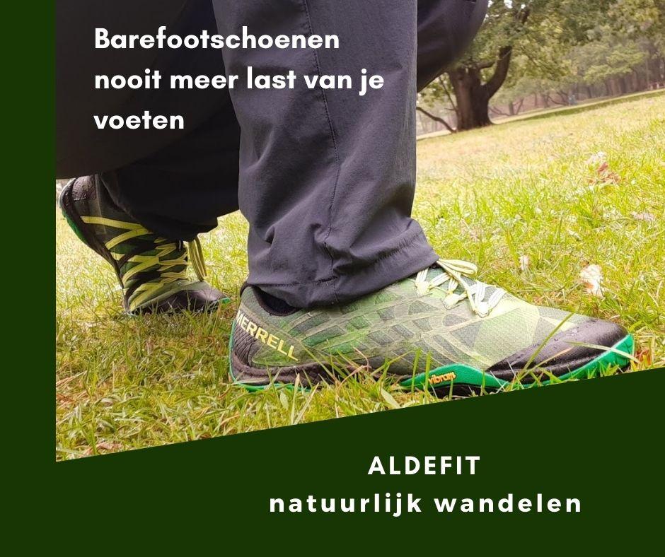 Barefootschoenen- wat heb ik eraan