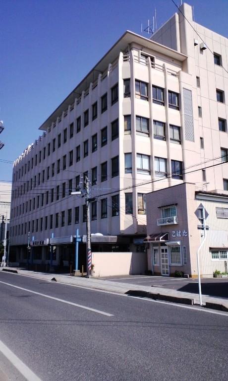 相馬市役所