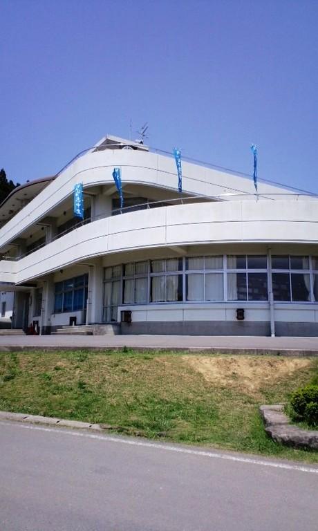 南三陸町志津川中学校