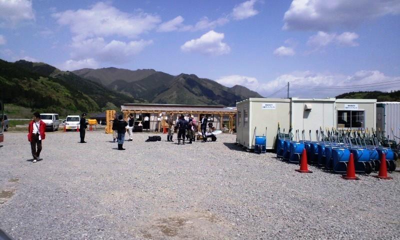 初日:陸前高田市災害ボランティアセンター