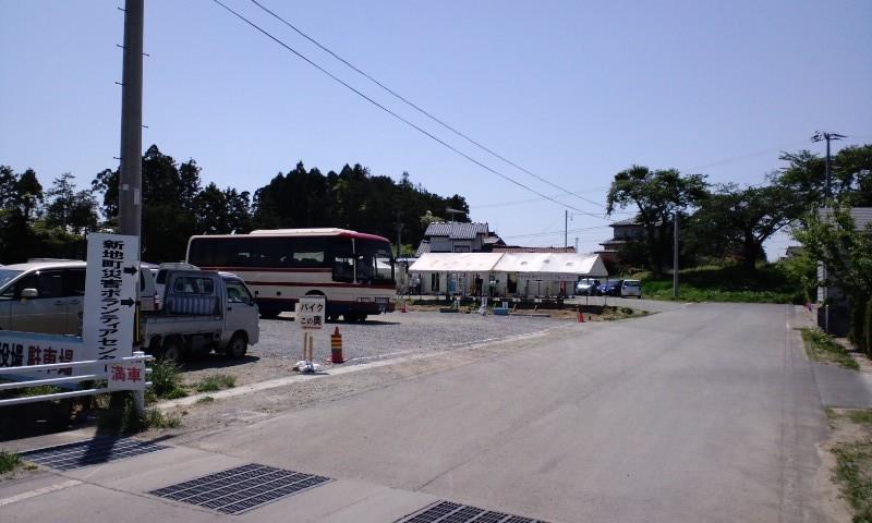 5日目(最終日):福島県新地町災害ボランティアセンターへ