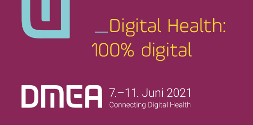 dmea veranstaltung online messe messe digitale veranstaltung dmea online digitale gesundheit digitale medizin gesundheitswesen digital veranstalten online programm vorträge