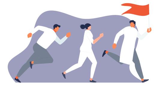 Ärzte Praxisalltag Teamleader teamleiter Praxisteam führungskraft praxisinhaber stressige Zeiten stress im praxisalltag mitarbeiterführung