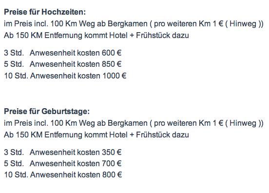 DJ-Kollege aus NRW - teuer aber auch dewegen gut?