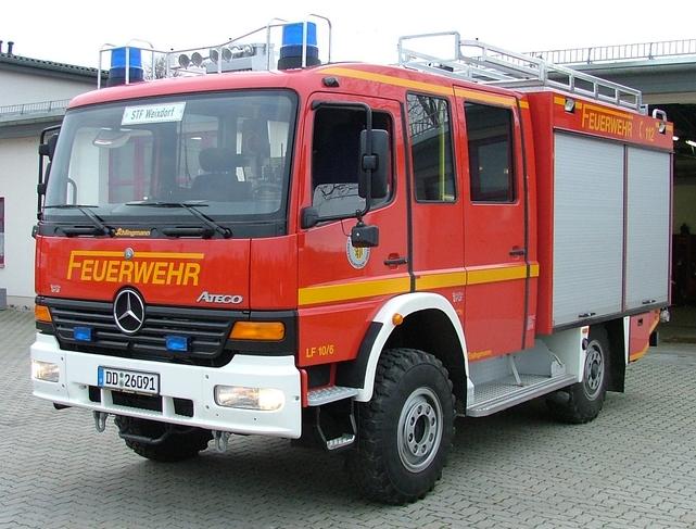 LF 10/6     (Löschgruppenfahrzeug)