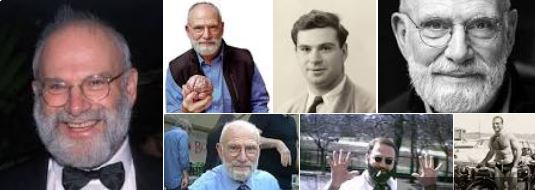 Photo of Neuroscientist and author Oliver Sacks