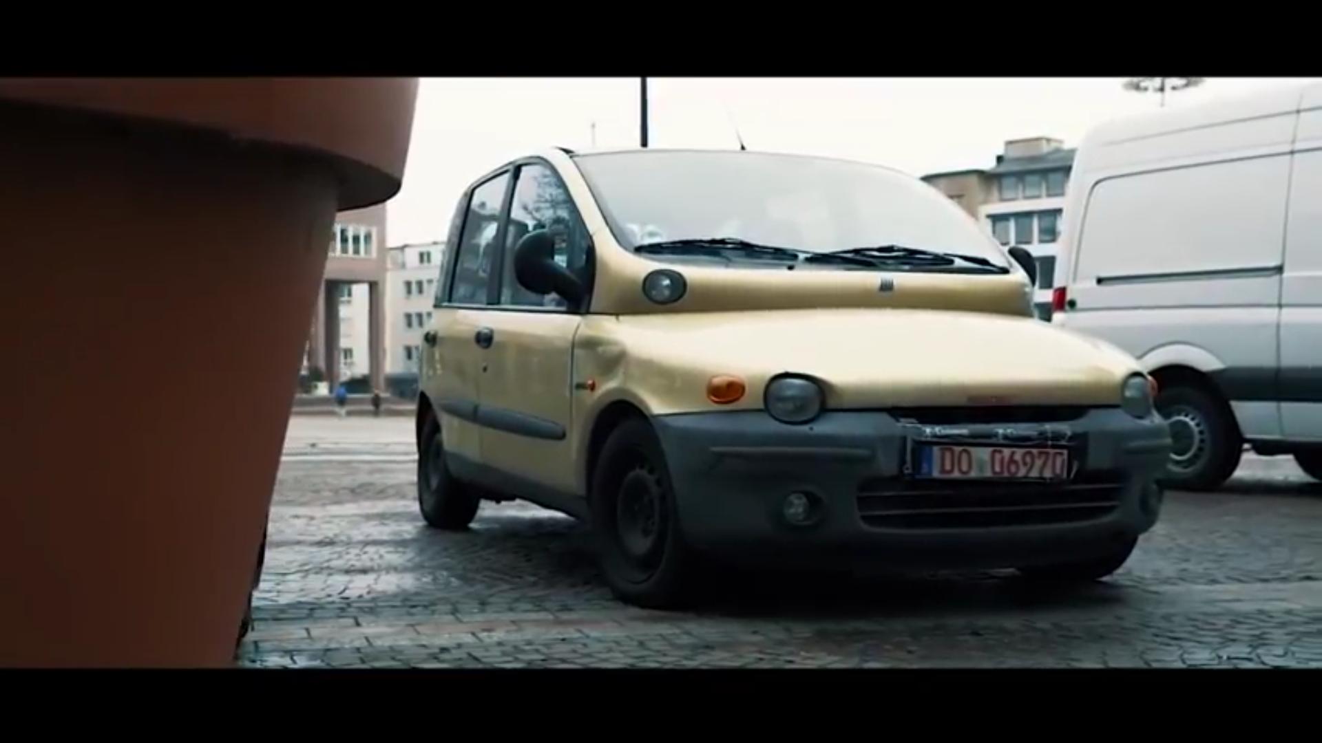 Fiat Multipla - JP ARMY