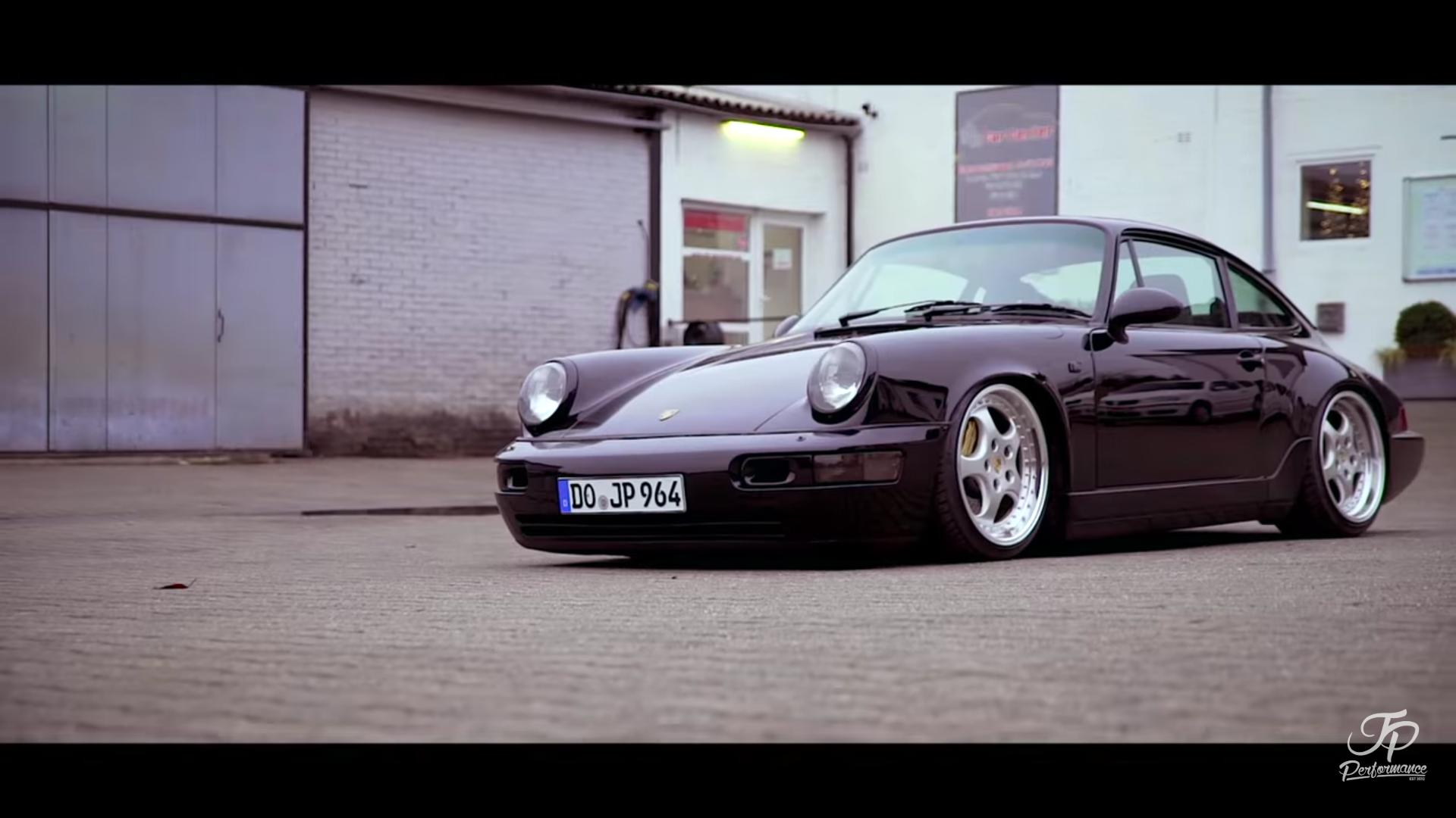 Porsche 964 Jp Army