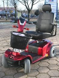 Frontkorb des Elektromobils Mobilis M65 für Senioren und Behinderte