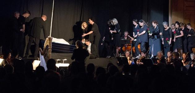 Happy Voices schnuppern erstmals Opernluft!