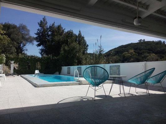 Buddha Retreats Portugal, Pool
