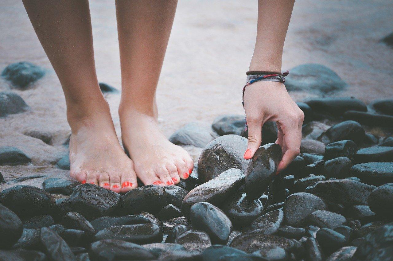 Zelf je voeten masseren