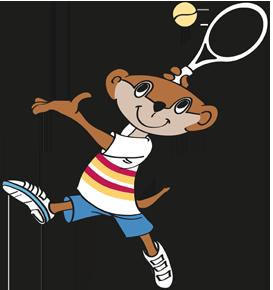 Tennisschule Raffael van Deest staatlich geprüfter Tennislehrer (VDT) B-Trainer (DTB) Talentinos