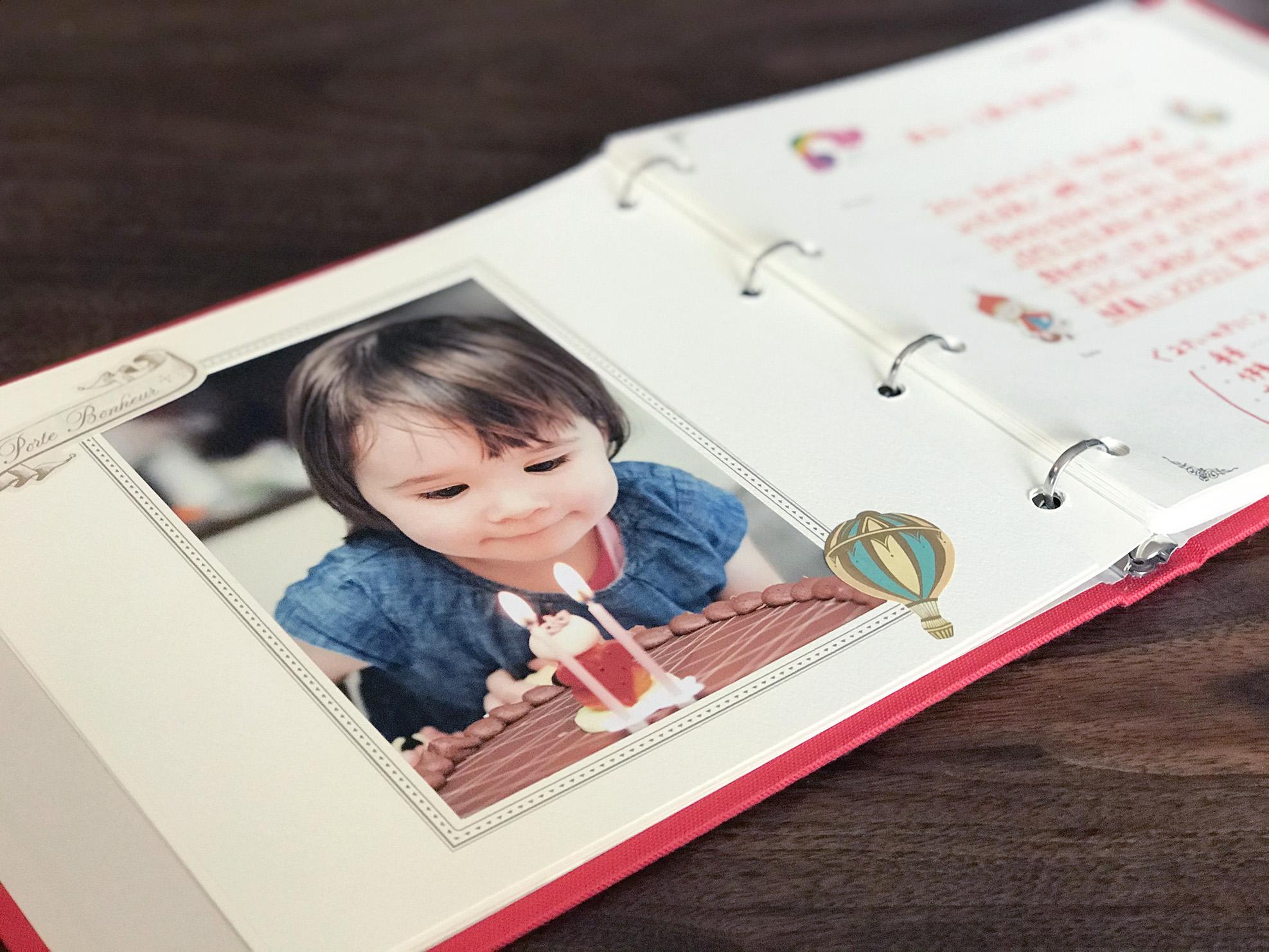 出産祝い・誕生祝いにおすすめ! 20歳に贈る「バースデーアルバム」