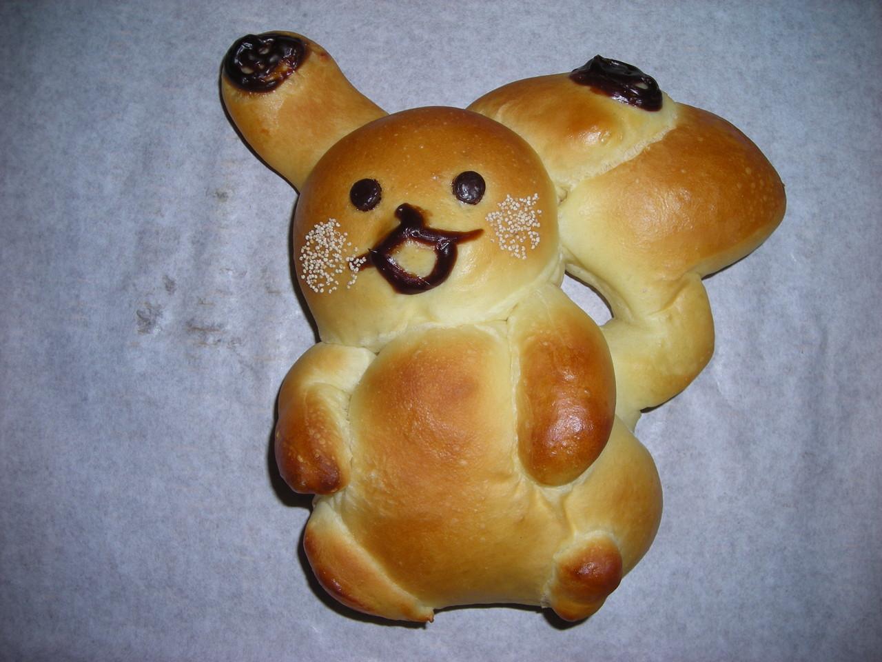 お子様の誕生日に『いまやす』のオーダーパン