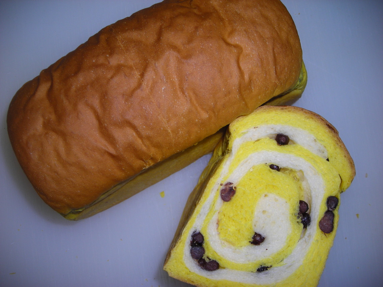 手作りパンの店『いまやす』のかぼちゃパン