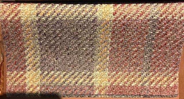 tartan in lino