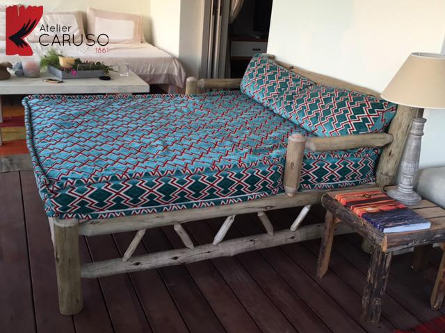 Cuscino materasso per case al mare