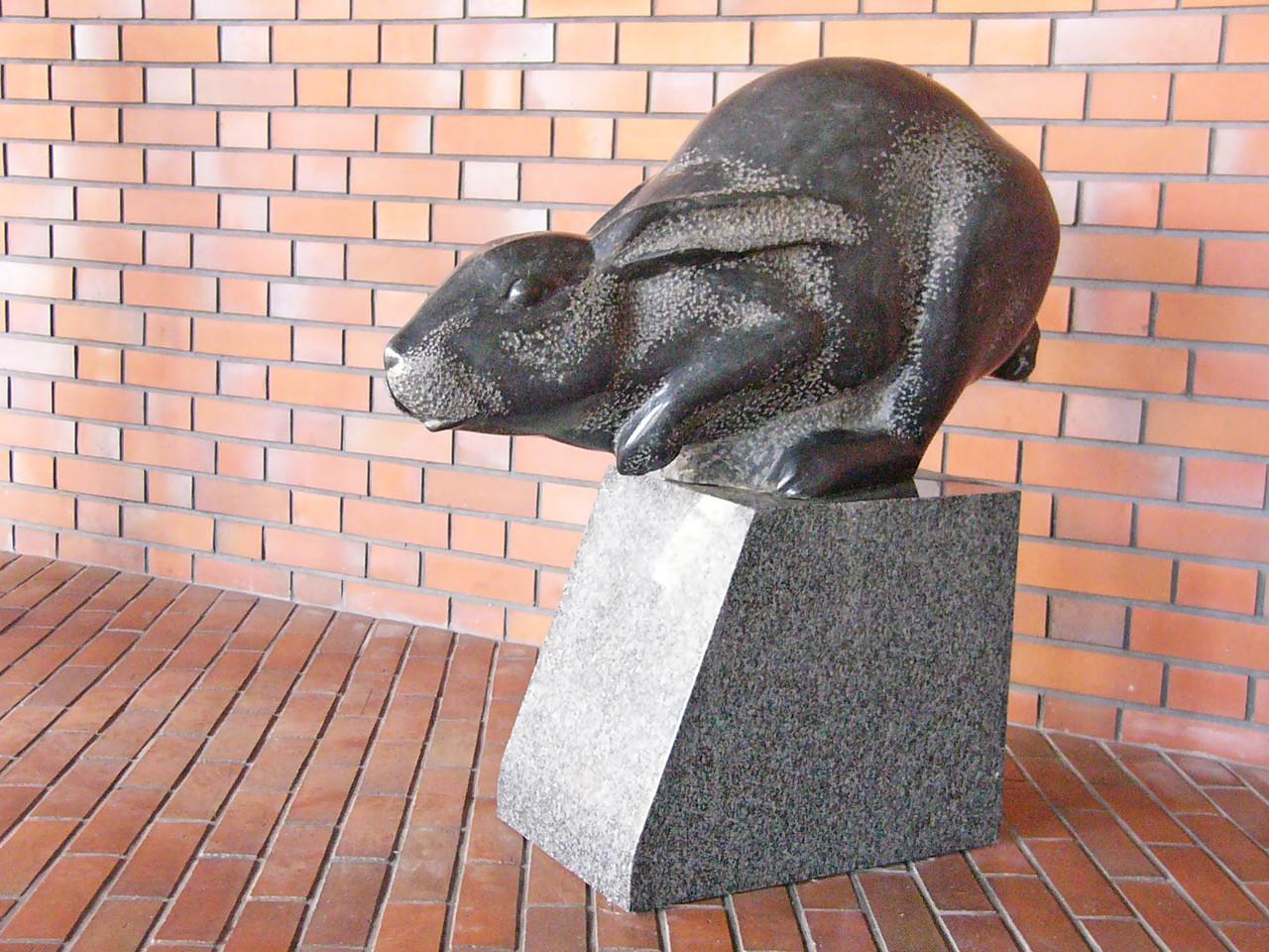 武蔵野音楽大学 -ウサギ-