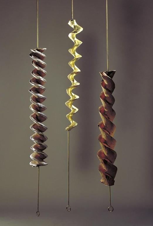 spirali. legno