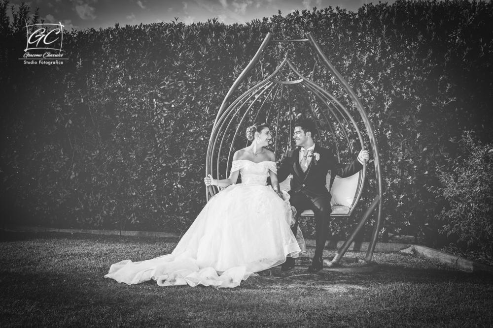 Simona e Daniele Foto Matrimonio @ Il Lago