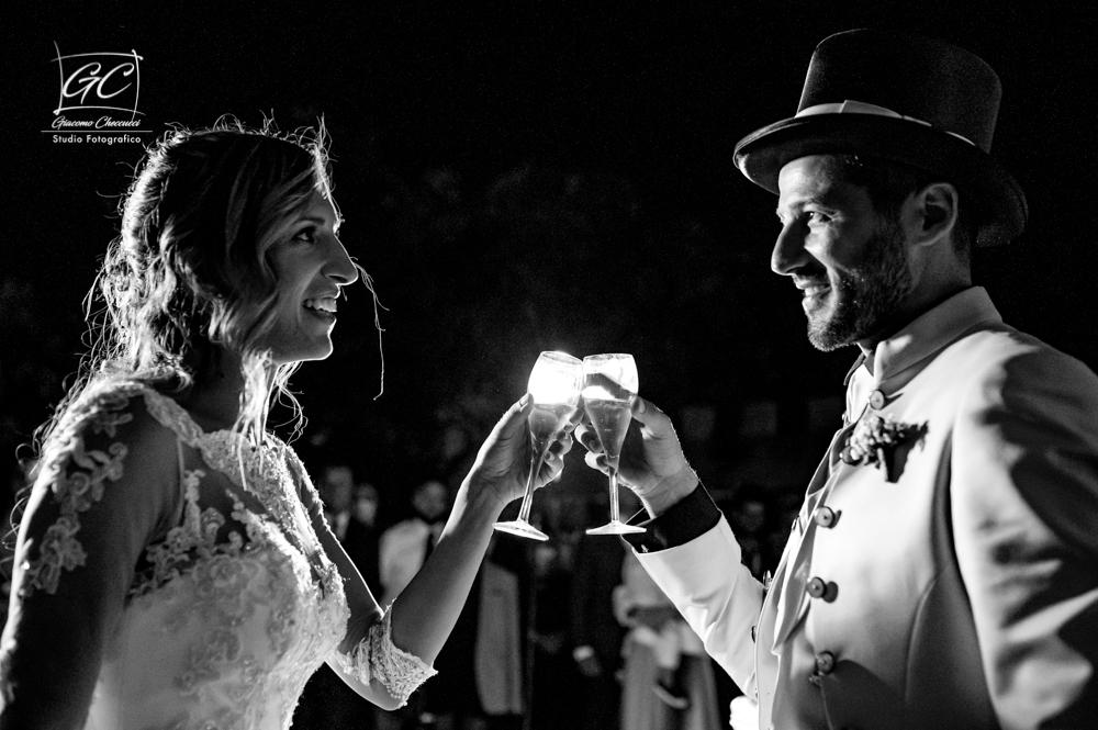 Chiara e Gabriele Foto Matrimonio @ Castello di Oliveto
