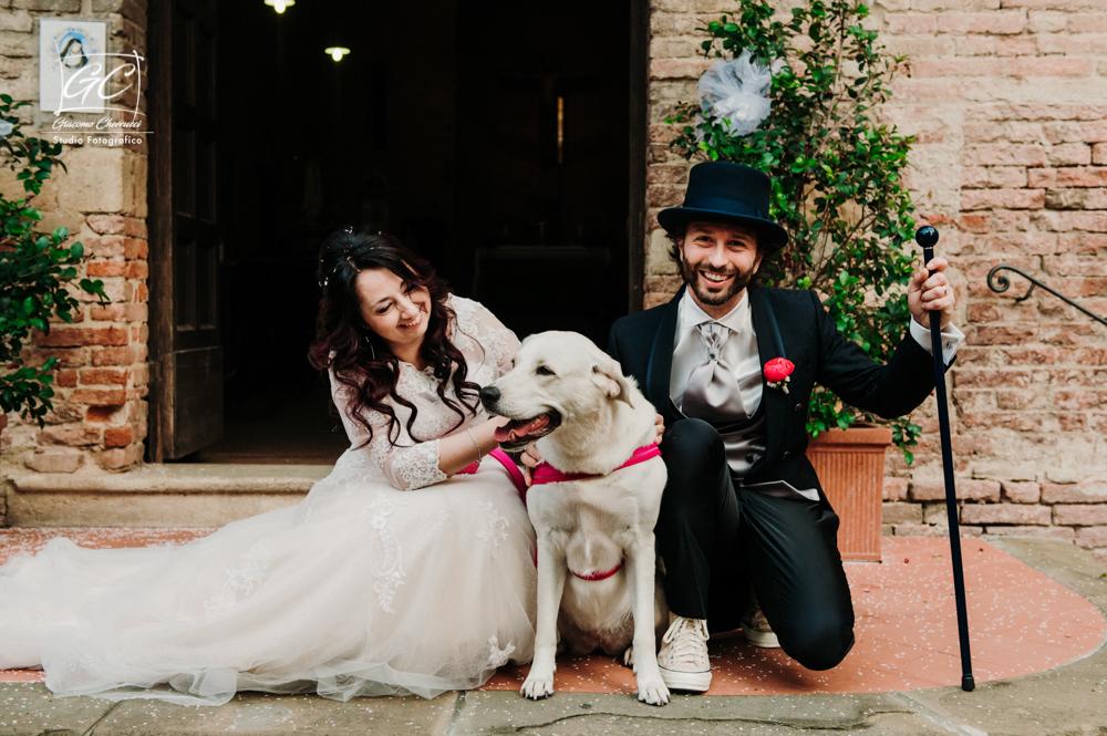 Claudia e Roberto Foto Matrimonio @ Relais Pugliano