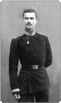 Viktor Spiridonov (1883-1943)