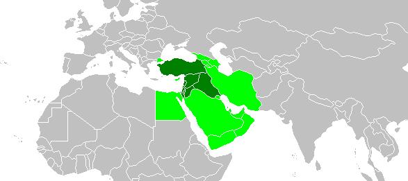 Représentations du terme Proche-Orient