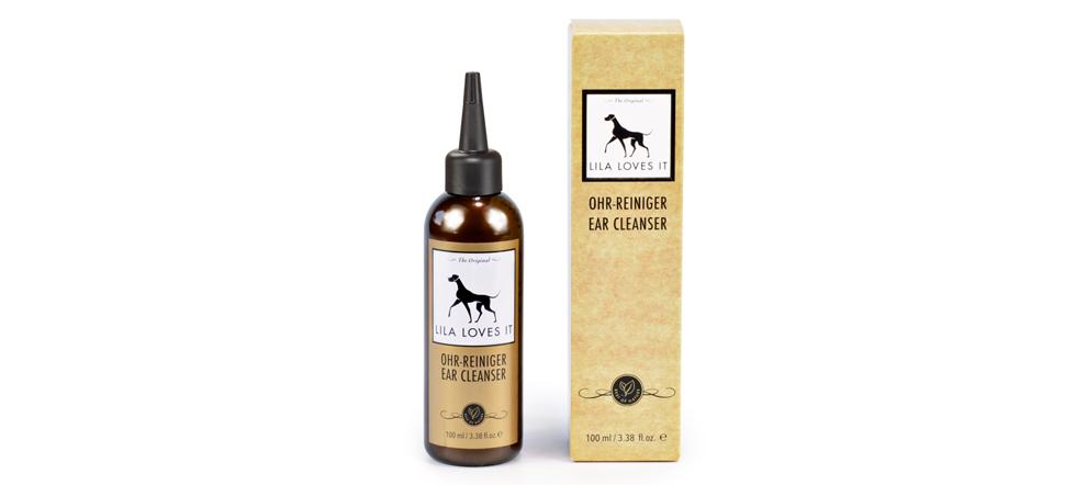 LILA LOVES IT Ohr-Reiniger Ear Cleanser